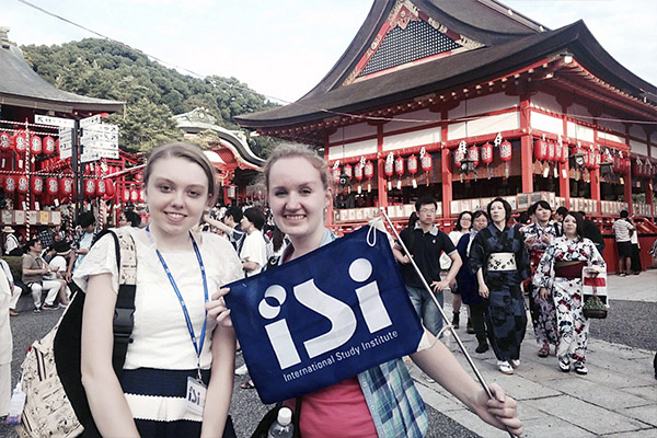 Famous historical city in Japan